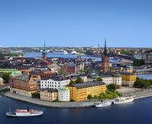 Julio: Crucero Single por el Báltico
