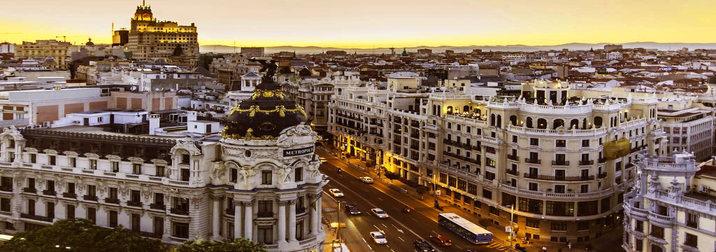 Escapada 5 Estrellas en Madrid a precio low cost