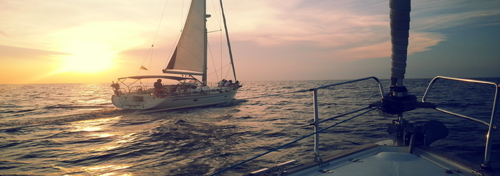 Julio: Ruta por las 4 Islas en velero