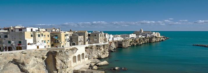 Julio: Puglia, entre el Jónico y el Adriático