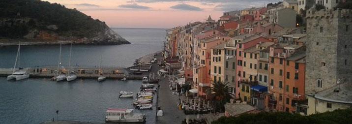 Maggio : Week end in barca a vela a Porto Venere