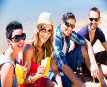 Mayo: Escapada low cost a la playa en Calella