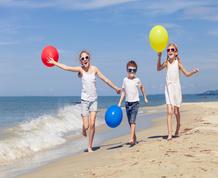 Puente de mayo: Escapada a la playa con niños
