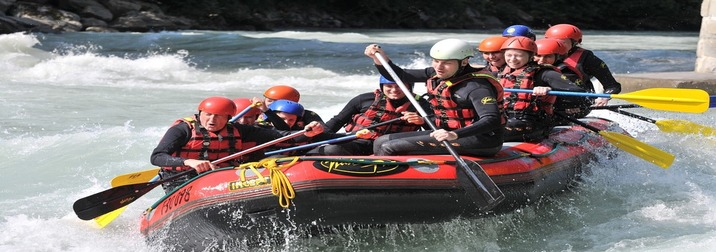 Mayo: Senderismo y Rafting en Espot