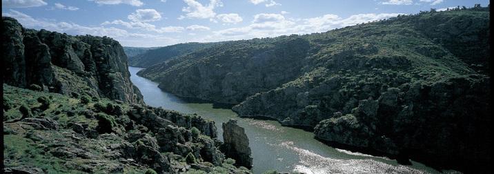 Senderismo y piraguas en Arribes del Duero