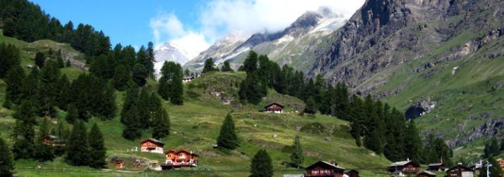 Julio: Suiza y Selva Negra Alemana