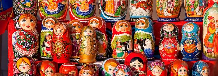 Julio: Rusia, tierra de palacios y zares I