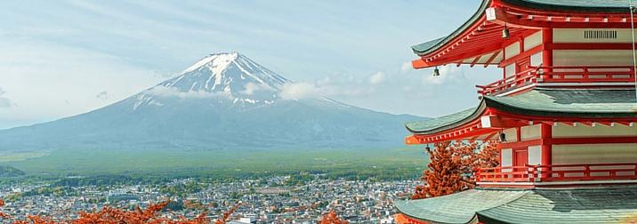 Agosto: Descubriendo Japón