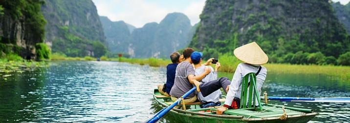 Vietnam y Camboya, descubriendo pueblos, templos y ciudades