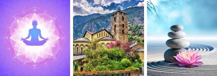 Julio: Fin de semana de crecimiento personal en Andorra