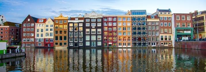 Puente Halloween: Amsterdam