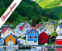 Agosto: Crucero Gruppit por los Fiordos Noruegos