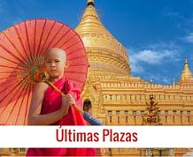 Agosto: Myanmar, la esencia del budismo