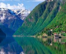Ruta por Fiordos Noruegos