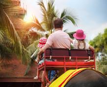 Agosto: Tailandia en familia