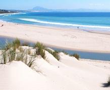 Playas de Cadiz y Gibraltar