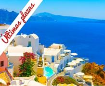 Agosto: Crucero Gruppit por las Islas Griegas I