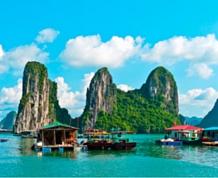 Agosto Tailandia: Come, Reza, Lucha y...¡Playa! II