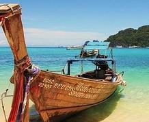 Agosto Tailandia: Come, Reza, Lucha y...¡Playa! III