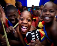 Etiopia, grupo single a la cuna de la Humanidad