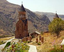 Armenia, el monte Ararat y el Arca de Noé