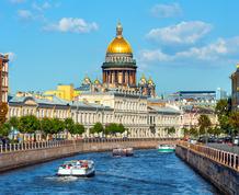 Crucero Fluvial por el Volga