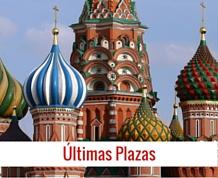 Agosto: Rusia, tierra de palacios y zares II