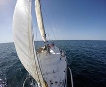 Costa de Cadiz en Velero. Varias fechas Agosto