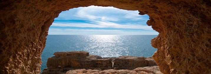 Septiembre: Costa del Algarve Portugués