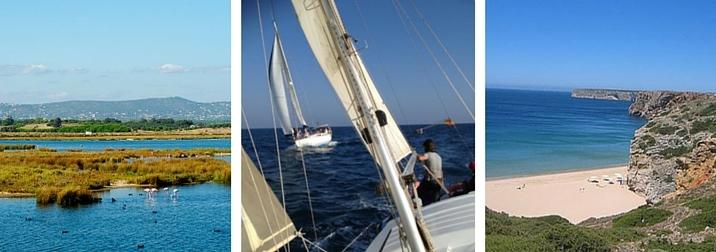 Septiembre: Islas de Portugal en velero