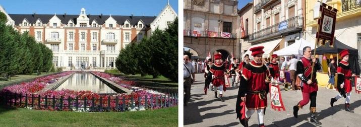 Feria Renacentista, Enoturismo y relax