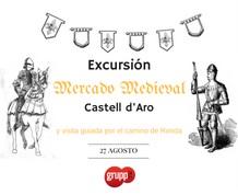 Día en la Costa Brava: Visitamos el Mercado Medieval de Castell d'Aro