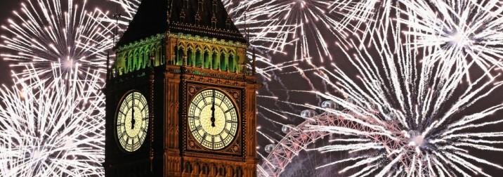 Fin de año en Londres
