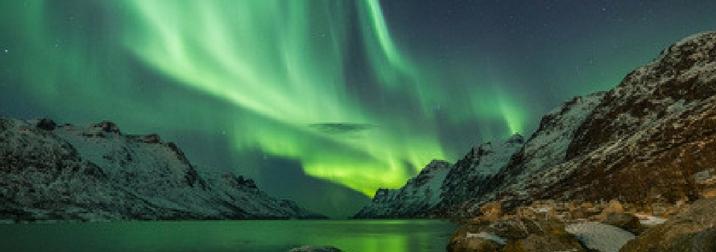 Fin de año en Laponia: En busca de la Aurora Boreal
