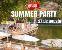 SUMMER PARTY EN LA SIERRA DE GUADARRAMA (HASTA 50 AÑOS)