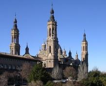 Octubre: Zaragoza y Monasterio de Piedra