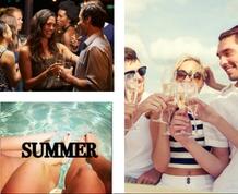 Celebramos el final del verano entre amigos en Calella