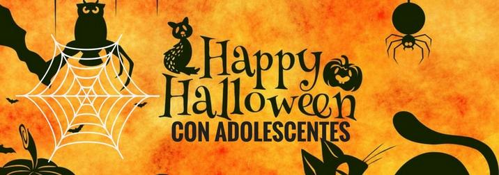 Puente Halloween con adolescentes en Benicassim