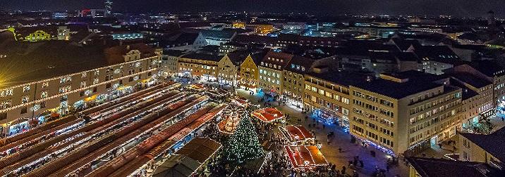 Puente de diciembre: Mercados navideños en Munich