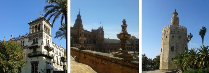 Puente de diciembre: Low Cost en Sevilla