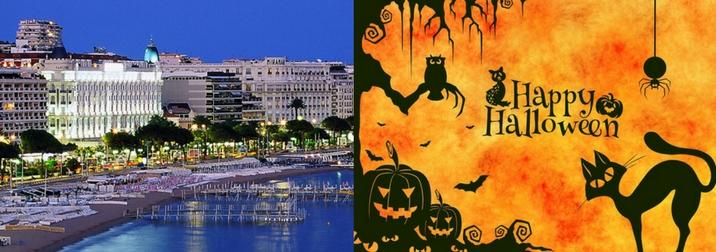 Ponte di Halloween in Costa Azzurra