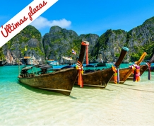 Tailandia, vive el festival Loy Krathong