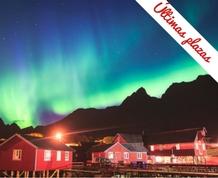 Laponia Noruega: En busca de la Aurora Boreal