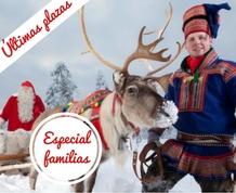 Puente de Diciembre: Laponia finlandesa en familia