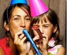 Fin de año con niños en El Escorial