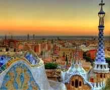 Maggio: Il fascino di Barcellona