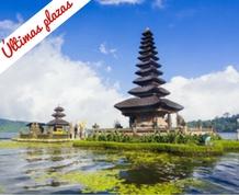 Fin de año: Aventura en Bali