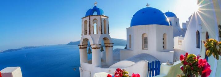 Junio: Crucero por las Islas Griegas