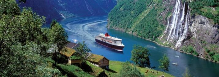 Julio: Crucero por Fiordos del Norte