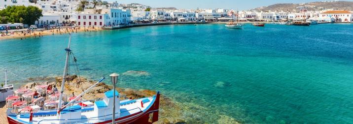 Julio: Crucero por las Islas Griegas. Últimas 3 plazas desde Barcelona y 2 de Madrid